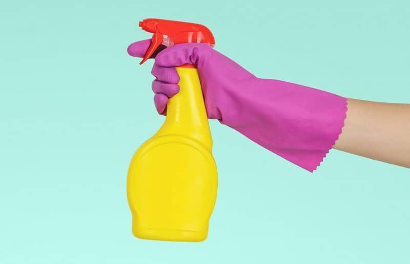 Sådan holder du rengøring vedlige