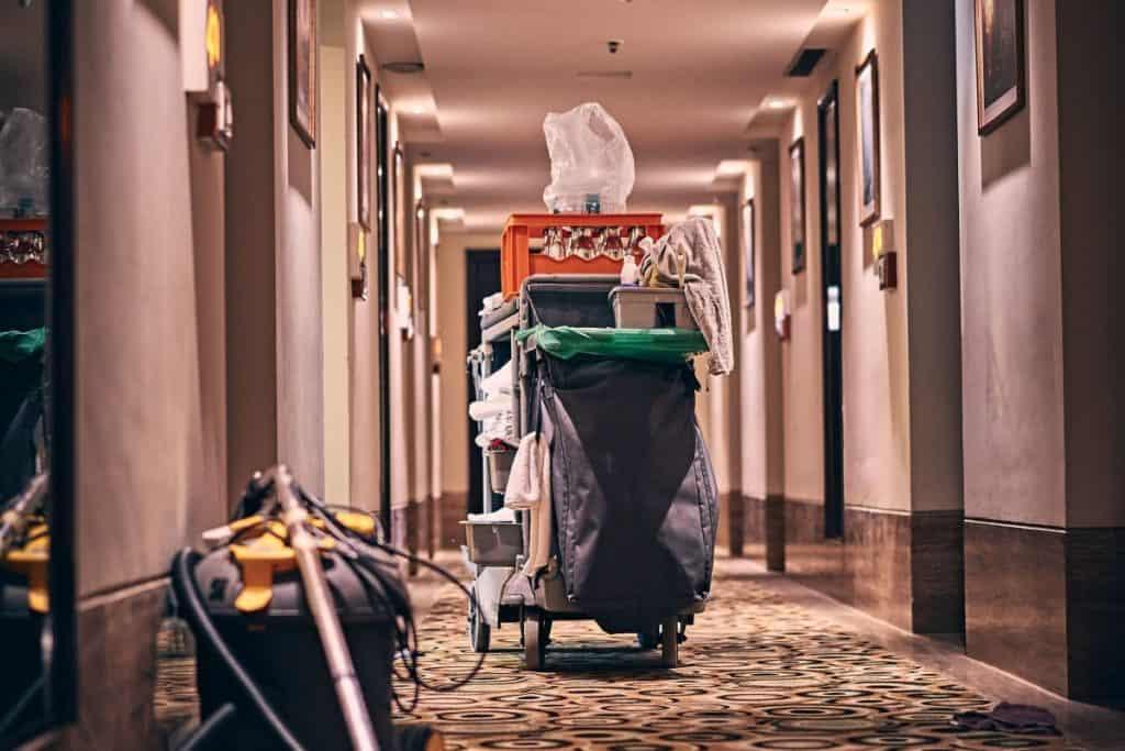 3 tips til at holde din lejlighed ren